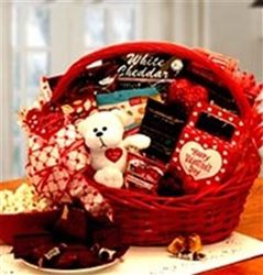 The 25 best valentines day gift baskets ideas on pinterest valentines day gift basket sugar free negle Images