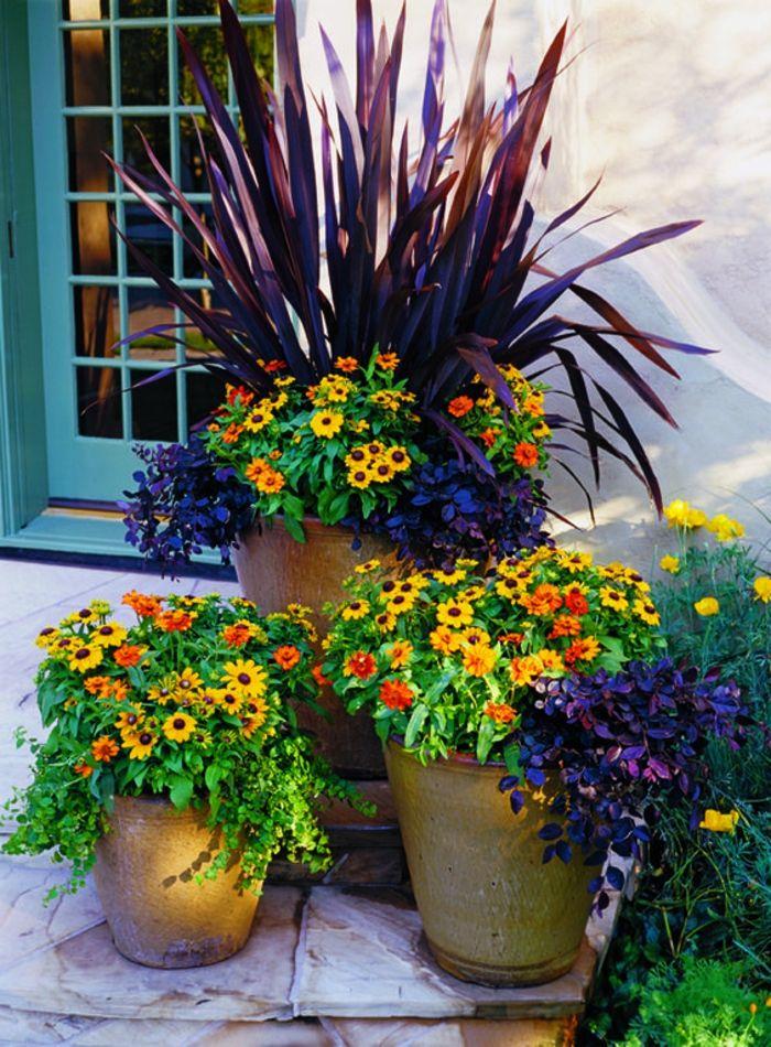 ... una autre idee pour fleurir son balcon facilement balcon facilement