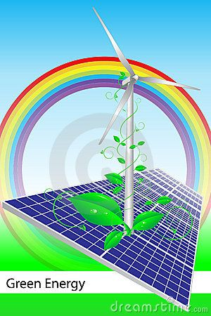 best solar power systems images solar energy  wind and solar power illustration green energy