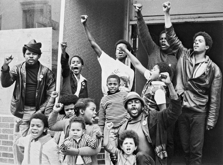 Black Power in the 1960s | Black Panther Party inspires the Black working class