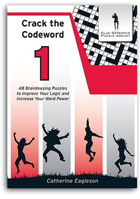 Crack the Codeword 1 : 48 Brain Teasing Puzzles To Improve Your Logic and Increase Your Word Power #onlineshop #codeword #crackthecodeword #puzzle #puzzles #bestpuzzle