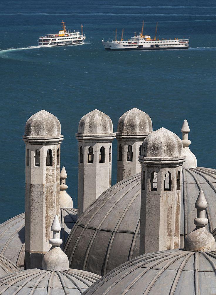 Bosphorus. Istanbul