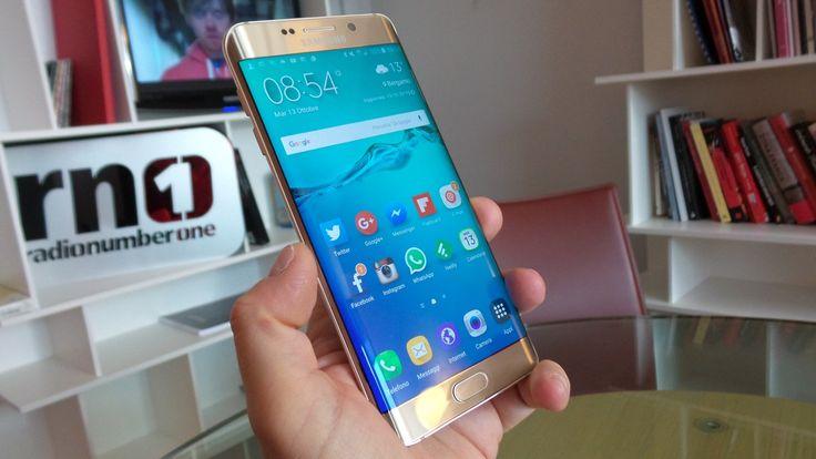 Un mese con Samsung Galaxy S6 Edge