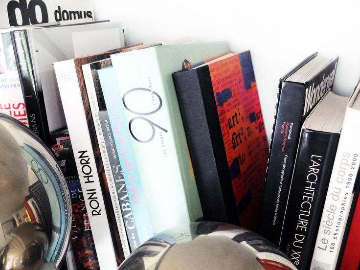 Bibliothèque, Mas des Songes, South of France, Provence, Photographies, Art, Architecture
