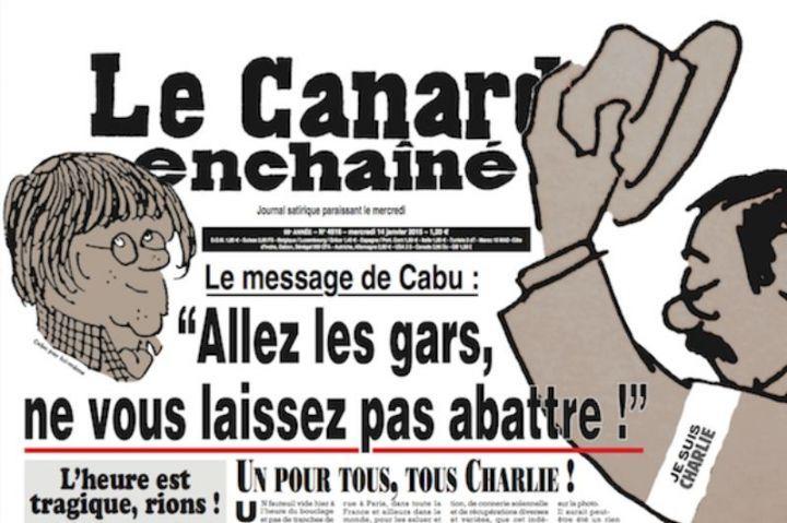 Charlie Hebdo : le Canard enchaîné a reçu des menaces au lendemain de l'attentat