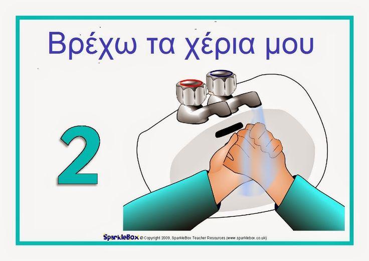 Υγιεινή χεριών