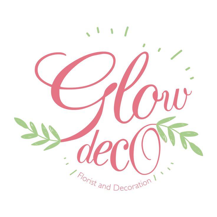 GLOWDECO LOGO BY. HELLENABASKARA #LOGO #DESIGN #DESIGNGRAPHIC #CORPORATEINDENTITY #CORPORATE #GRAPHICDESIGNER