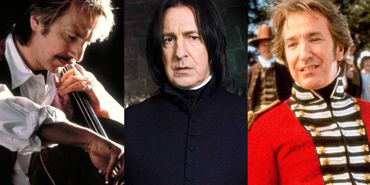 12 Times You Fell in Love With Alan Rickman