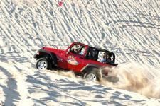 Parrot's Landing offers jeep rentals and tours, watercraft rentals for the the Silver Lake Sand Dunes Area. Parrot's Landing is located in Mears Michigan.