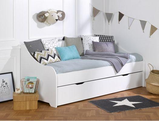 les 25 meilleures id es de la cat gorie banquette gigogne. Black Bedroom Furniture Sets. Home Design Ideas