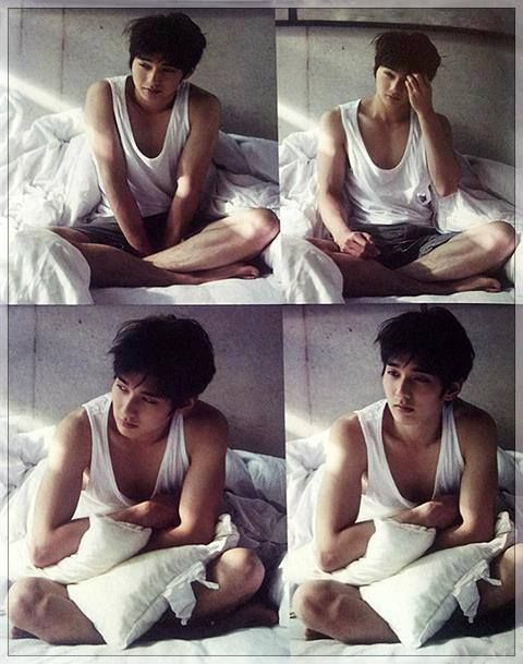 Yoo Seung Hoo oppa dorawa Jebal. nega jinja saranghanda *I will wait until you from military