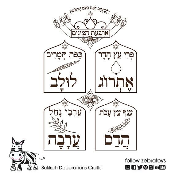 17 Best Images About Jewish Coloring Pages On Pinterest