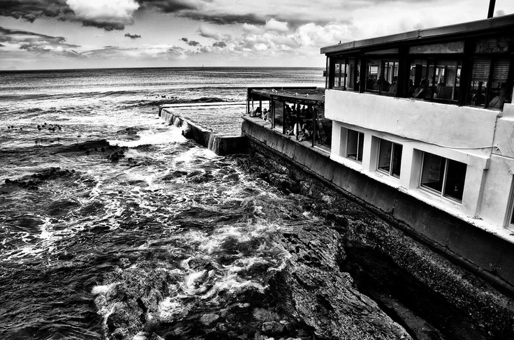 The Brass Bell, Kalk Bay, South Africa.