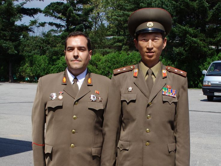 The Spanish Aristocrat Who Works For North Korea by LAUREN FRAYER, NPR