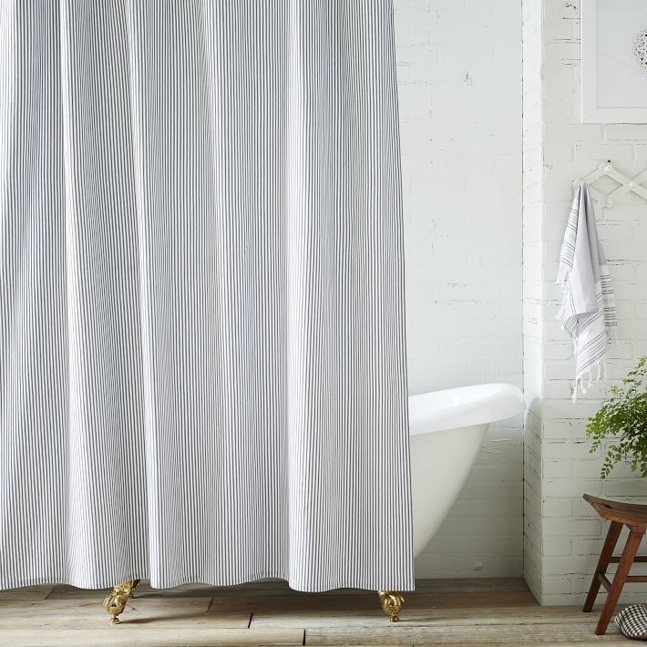 This Is The Most Beautiful Bathroom: 1000+ Ideas About Two Shower Curtains On Pinterest