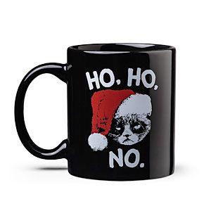 Ho Ho No Grumpy Cat 11oz Mug