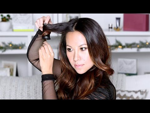 How to Use Hot Rollers for full, bouncy, bombshell hair!!!! #Birchbox