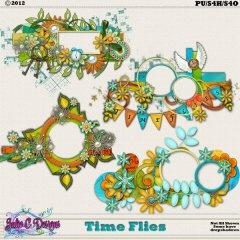 Time Flies Clusters