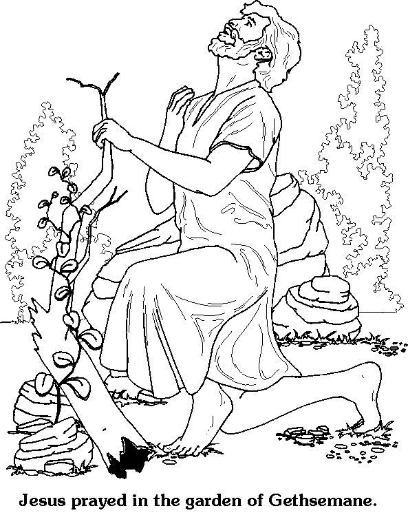 christian sunday school coloring pages - photo#36