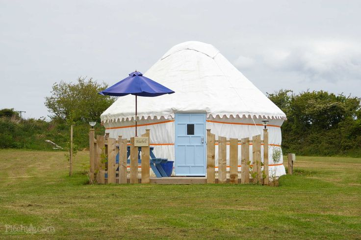 Going glamping? Check out Country View Cottages and Yurts, Newquay, Cornwall - Pitchup.com