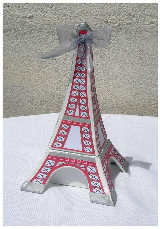Un porte alliances pour votre mariage thème Paris