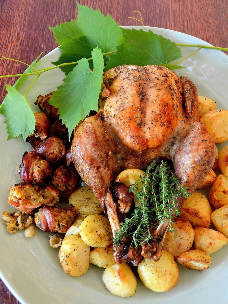 Bacon-Wrapped Apricot & Macadamia Stuffing Balls for Roast #Turkey. #Christmas #Holiday #Recipes #SouthAfrican
