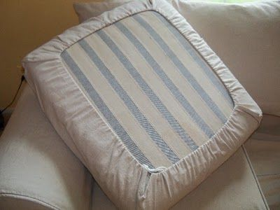 Best 10 Couch cushion covers ideas on Pinterest