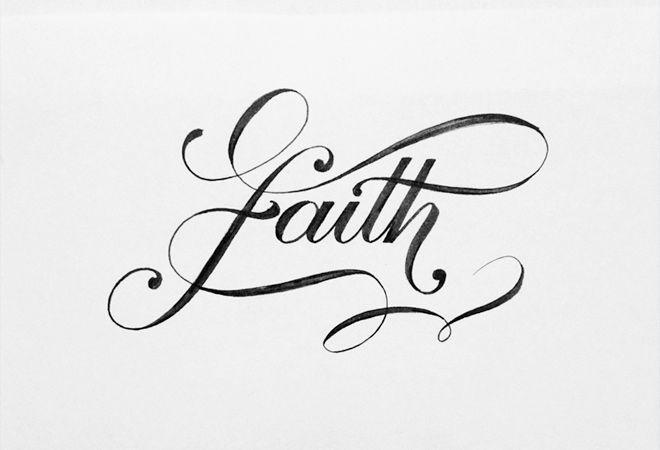 36 best images about cursive faith cross tattoo on pinterest