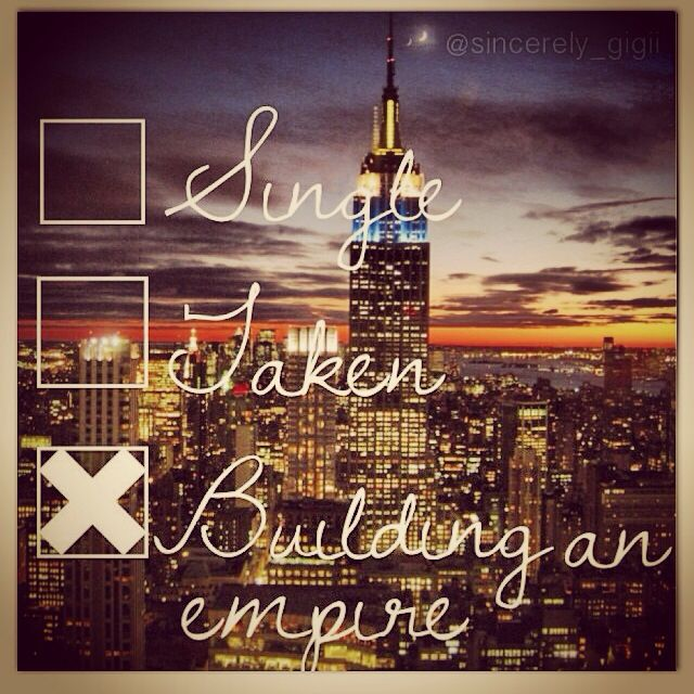 building my own empire It's time to build your premium business empire at  a minimum of 2 events  per year and this year i have 8 live events on my calendar (not including my own).