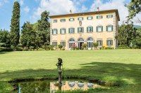 On the Market: A Storied Hillside Villa in Beautiful Tuscany