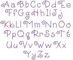 Cute Fonts To Draw Alphabet 56565 Loadtve