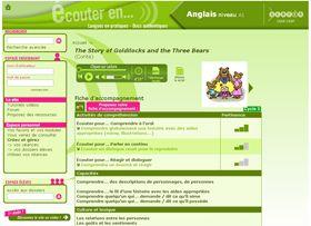 Le site « Écouter en anglais niveau A1 » propose aux professeurs des écoles des cycles 2 et 3 une base de ressources sonores authentiques en anglais.