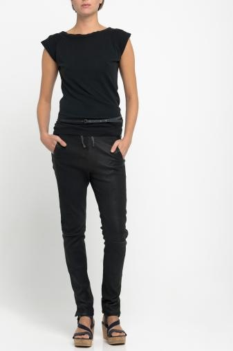 Stretch leather trouser SWIPE | HUMANOID SS13