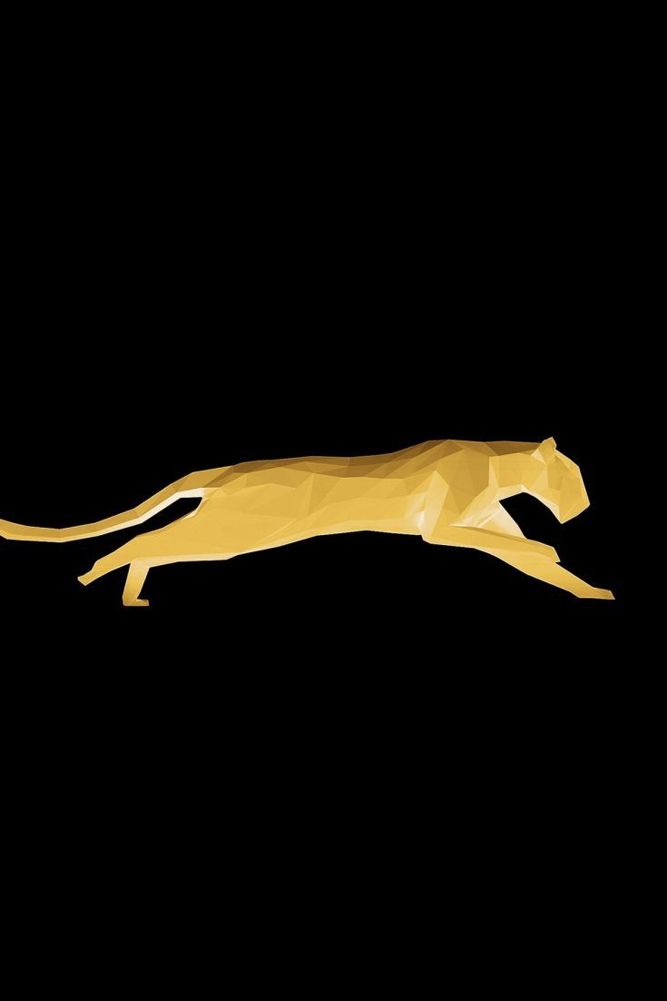 Download Free Hd Wallpaper From Above Link Running Puma Cheetah Black Background Animal Logo Minimal Minimal Wallpaper Wallpaper Free Hd Wallpapers