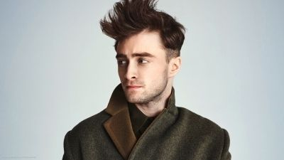 Daniel Radcliffe Hairstyle Pictures
