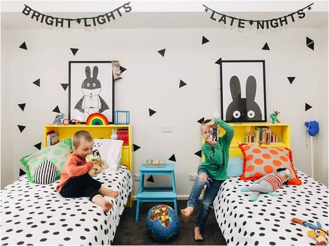 ebabee likes:5 of the best shared kids rooms - ebabee likes