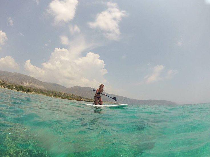 SUP Crete!