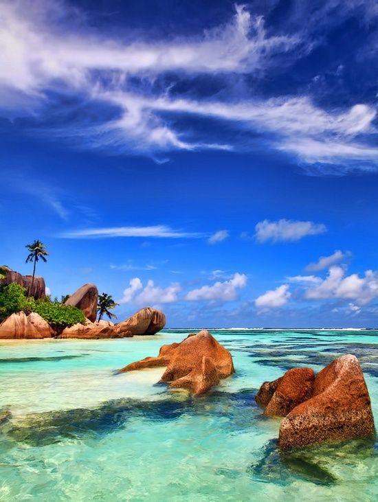 The Seychelles - Travel Pinspiration: http://www.ytravelblog.com/travel-pinspiration-5-beautiful-islands/
