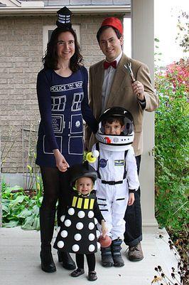 Honey, I shrunk the Dalek