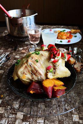 パーティの主役丸鶏料理が、高圧力鍋なら手仕事1分圧力4分あとはほっとくだけで出来ちゃう!|レシピブログ