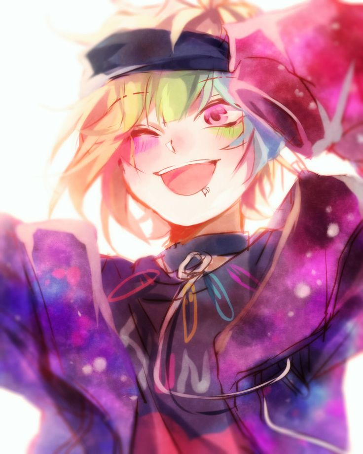 #Game #anime ...- #惡狼遊戲 #飯田倫太郎 #狼ゲーム #わさびゲームGame ...