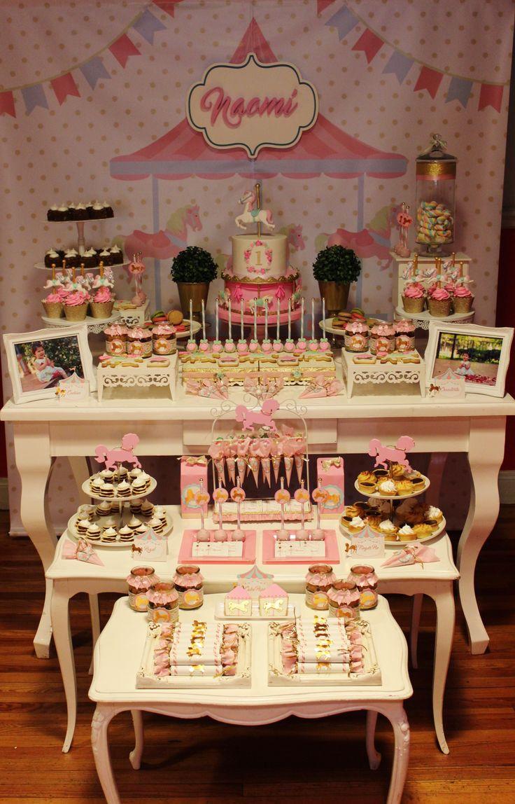 Carousel Candy Bar Violeta Glace