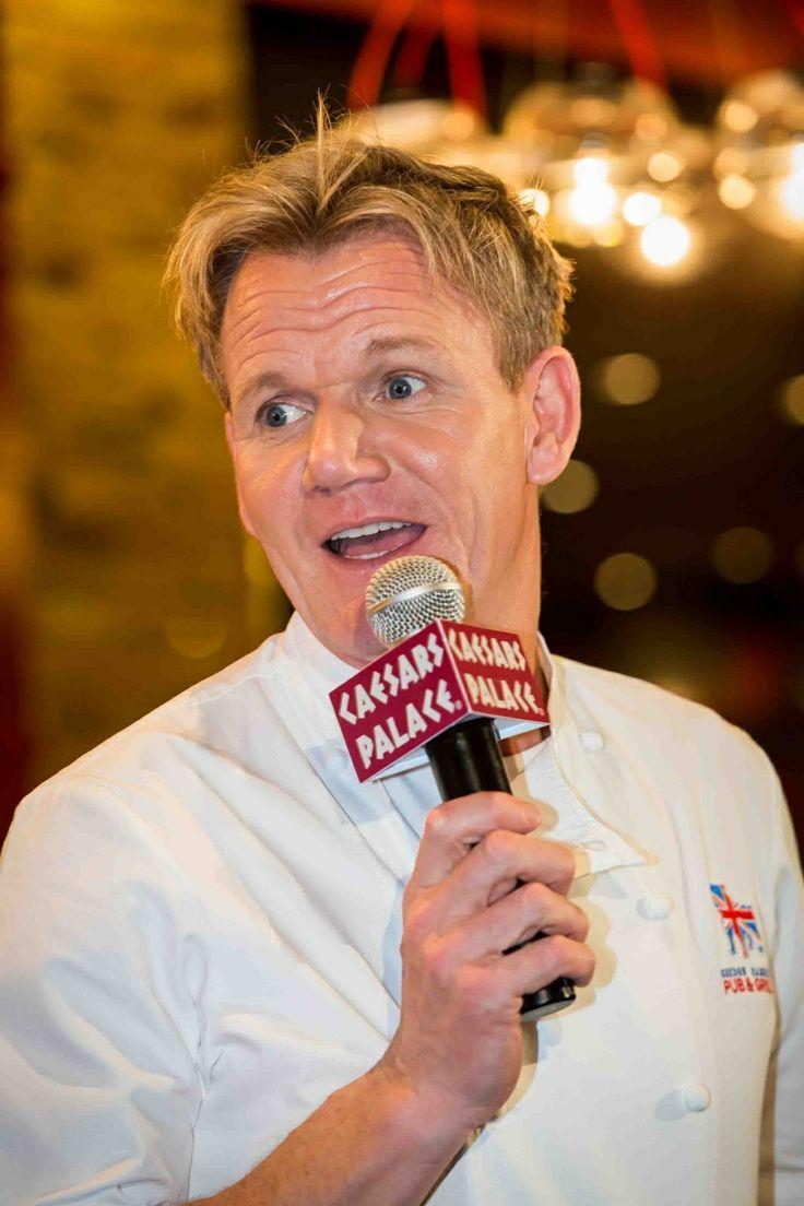 Chef Gordon #Ramsay