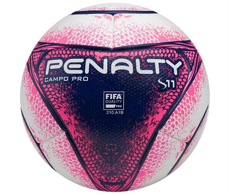 S11 Campo Pro: Penalty apresenta bola para estaduais 2018
