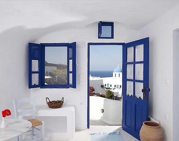 Santorini Hotels Aghios Artemios Traditional Houses ...
