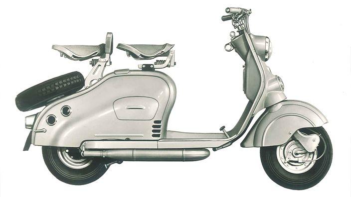 Lambretta LD 150