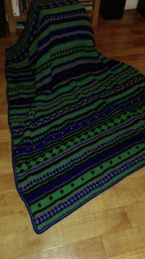 Crochet Along 2014 - finished!