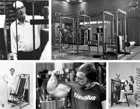 Pin By Paul Smillie On Arthur Jones Nautilus Gym Workouts High Intensity Training Bodybuilding
