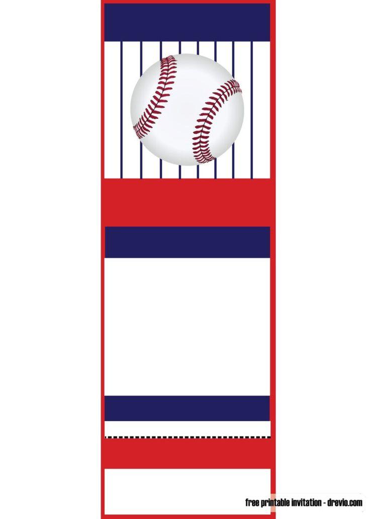 024 template ideas baseball card beautiful word size