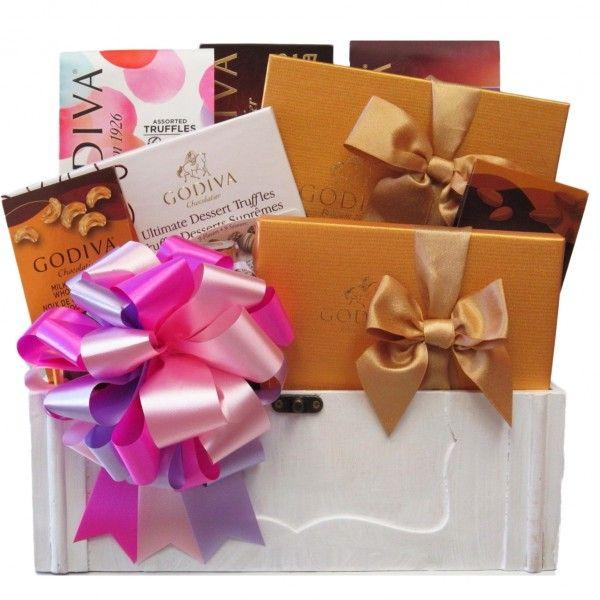 Godiva® Luxury Chocolate Chest